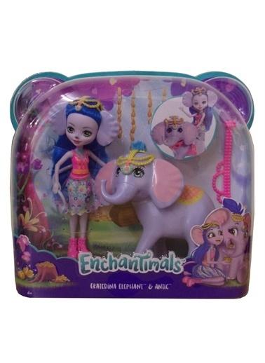 Enchantimals  Bebekleri Ve Hayvan Arkadaşları Fky72 Renkli